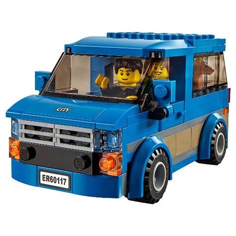 60117 Lego City And Caravan lego 174 city caravan 60117 target