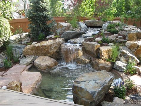 water feature ideas for small backyards the benefits of using a pond pump backyard blessings