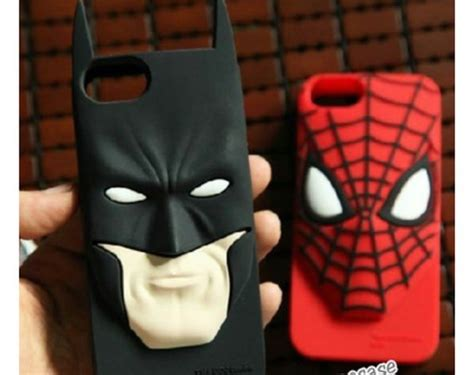 Iphone 5 5s Silicone Jelly Soft 3d Kawaii Bowtie Cat 2014 new arrive 3d heros batman autobots