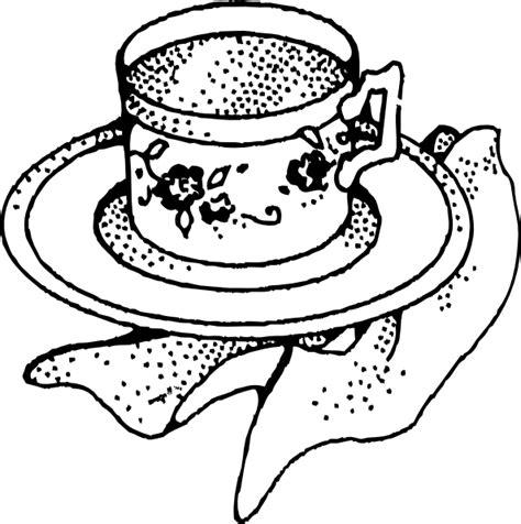 Cup Of Tea Clip Art at Clker.com   vector clip art online, royalty free & public domain