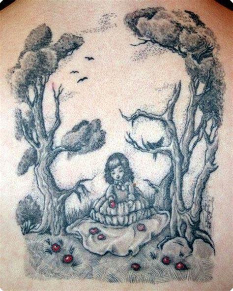 26 very impressive optical illusion tattoo designs