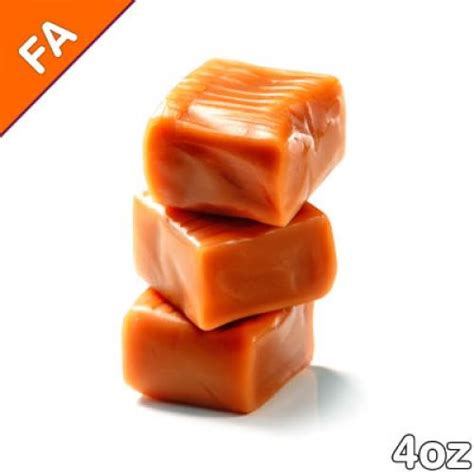 Fa Chocolate 4oz Flavourart butterscotch flavor concentrate by fa 4oz wizard labs
