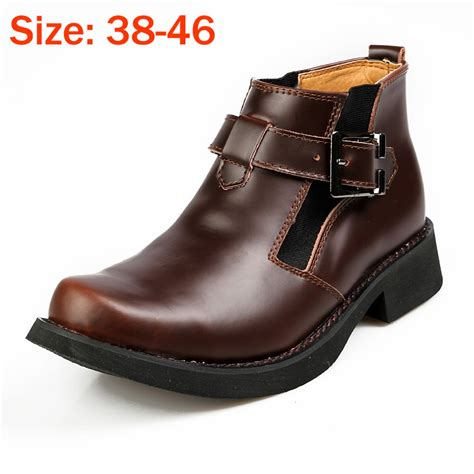 quality mens leather boots trend sepatupria best boots for winter images