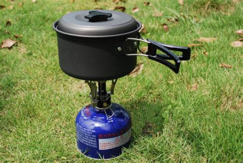 Gas Buat Kompor Portable backpacking canister cing stove kompor gas portable