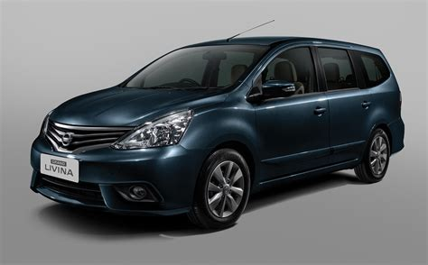 Frem Nissa Grand Livina nissan grand livina facelift introduced from rm87k image 200835