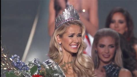 Miss Nevada Usa Loses Shirt Then Title by Miss Oklahoma Crowned Miss Usa 2015