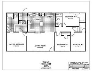 chion mobile homes floor plans fleetwood 28x60 coronado house plan topaz series modular homes and home plans pinterest
