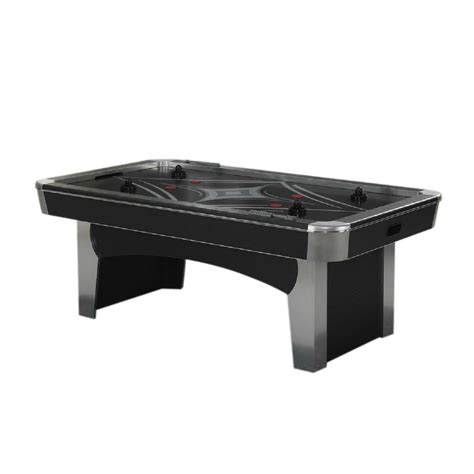 air hockey table accessories heritage 7 ft air hockey table with