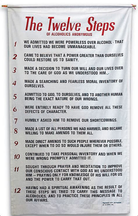 printable version of aa 12 steps father mark collins s blog come to believe a sermon for