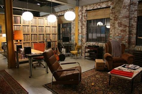 dream loft in brooklyn ny the style files gossip girl s loft estilo industrial contrastes