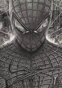 Home Decor For Cheap 20 cool spiderman drawings hative