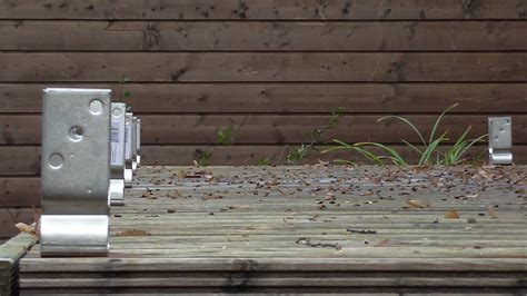 terrassenumrandung holz terrassenumrandung aus holz kupfer und edelstahl