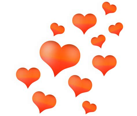 imagenes de corazones pequeños image gallery muchos corazones