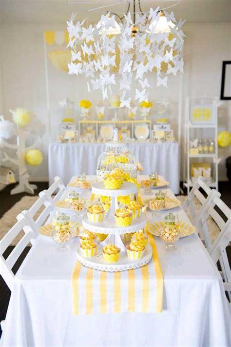 increíble  decoracion para cumpleanos de adultos #1: Decoracion-para-fiesta-tematica-color-amarillo03.jpg