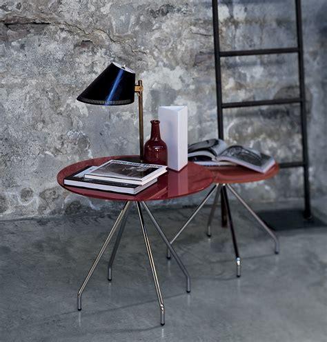 table basse noir 916 table basse brighella laqu 233 noir glas italia