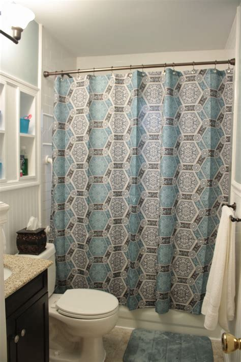 shower curtain jcpenney jcpenney extra long shower curtain