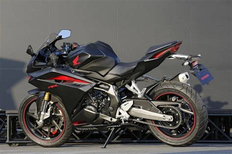Honda CBR250RR Easily Exceeds 100 MPH in Early Tests