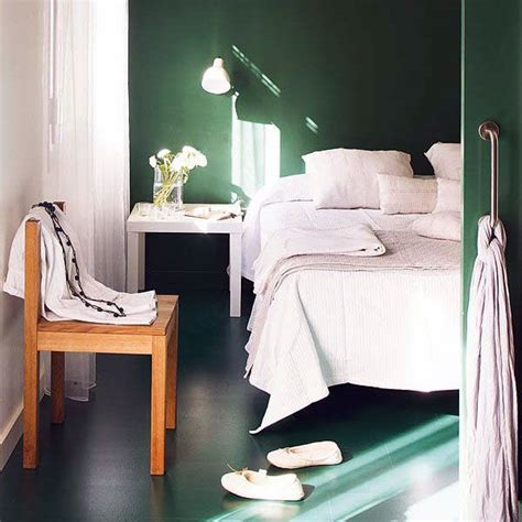 dark green bedroom ideas dark green wall color bedroom high contrast interior