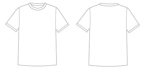 T Shirt Blank Template by Blank Tshirt Template Beepmunk