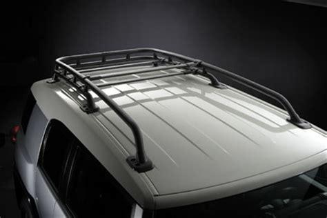 Fj Cruiser Roof Rack Oem by Pt278 35120 Toyota Oem Parts Roof Rack Black For