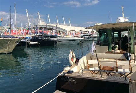 boat show genoa genoa boat show 2014 a great success yacht charter