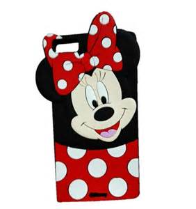 huawei p8 lite cover new minnie mouse design