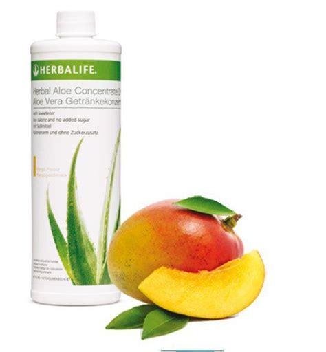 Aloe Mango Herbal herbalife aloe vera getr 228 nkekonzentrat 473ml