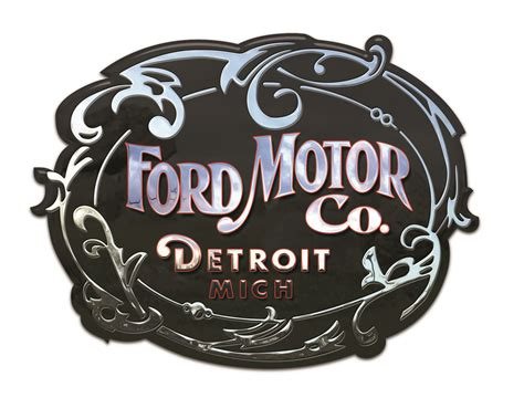 Old Ford Symbol Gallery