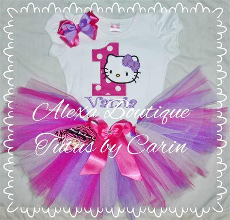 imagenes de kitty con vestido hello kitty tutu vestido de ni 241 a para fiesta cumplea 241 os