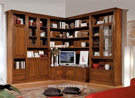Parete Attrezzata Ad Angolo by Parete Attrezzata Ad Angolo Idee Per Il Design Della Casa