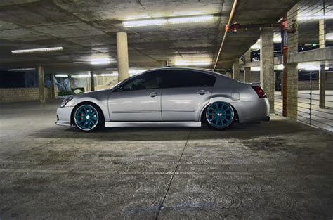 stanced 2007 nissan maxima stanced maxima gallery