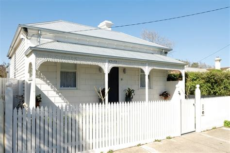 Best 4 Bedroom House Plans Enlivened Victorian Cottage In Williamstown Architectureau