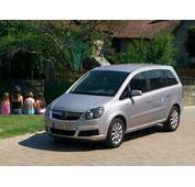 Car Pictures Opel Zafira CNG 2006