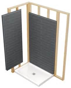 nouveaux panneaux muraux pour salle de bain