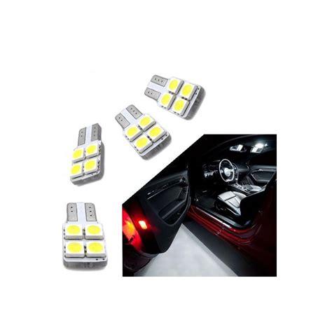 lada led 5w zesfor 174 kit de bombillas led para puertas w5w t10 led