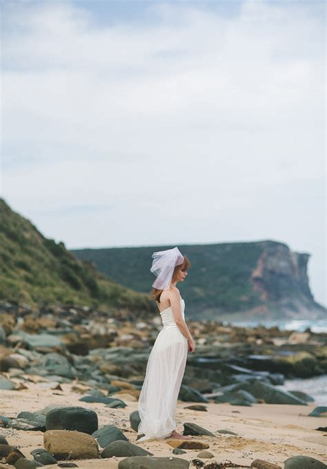 Vintage Wedding Hair Pieces Sydney by Hello May 183 La Boheme