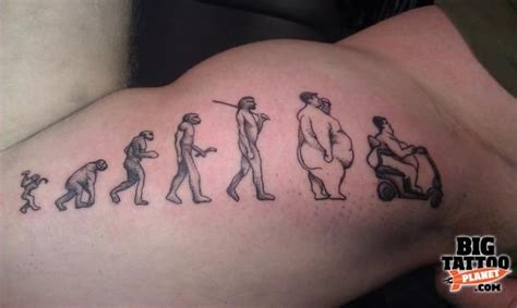 evolved tattoo evolution tattoos design buscar con tattoos