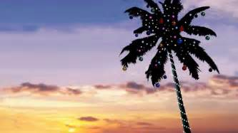 tropical christmas wallpaper freechristmaswallpapers net