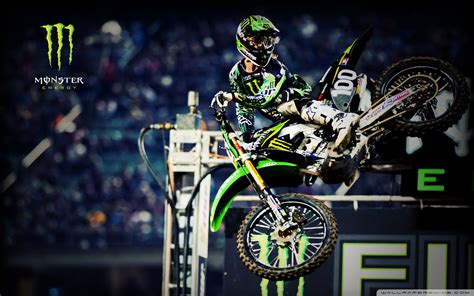 monster energy motocross image gallery monster motocross