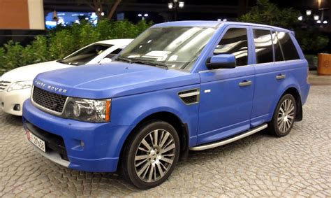 blue land rover matte blue range rover www imgkid com the image kid