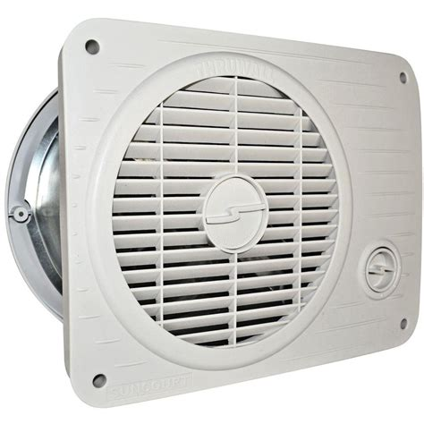in wall fans for circulation suncourt radon mitigation fan kit 4 in fan with 4 in to