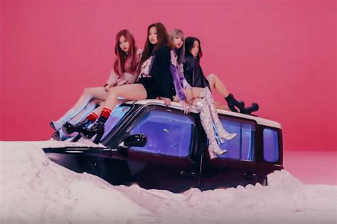 blackpink new mv blackpink makes long awaited debut with whistle and