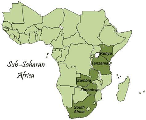 map of sub saharan africa mongol global tour co global tours destinations