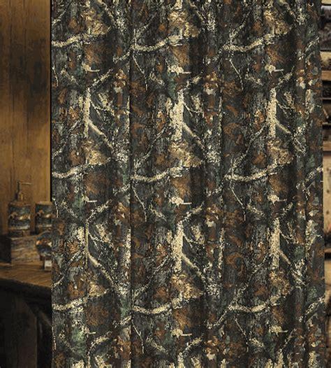 hunting shower curtains oak camo shower curtain