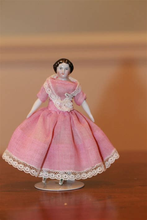 china dolls ซอย 4 antique china doll house doll 4 1 4 in from reddogdolls