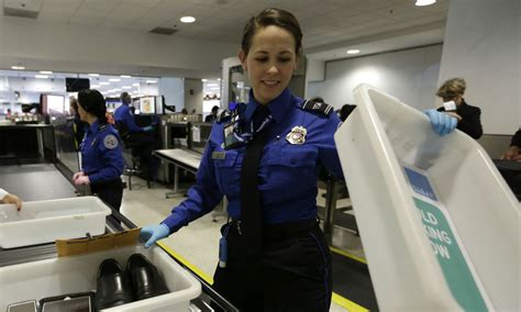 Tsa Employee Background Check With Deadline Days Away Tsa Union Contract Negotiations At A Standstill Management
