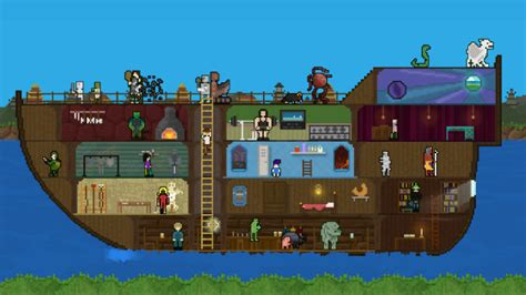 boats rimworld app of the week you must build a boat and fight some