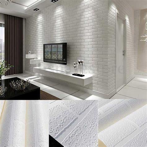 lade da muro design c 243 mo decorar una pared con ladrillos vistos blancos mil