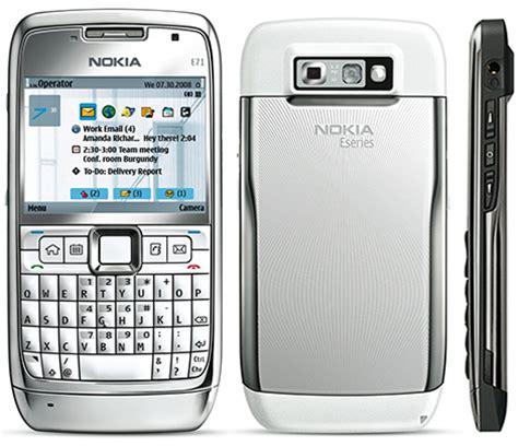 Handphone Nokia E71 Nokia E71 Lihat Handphone