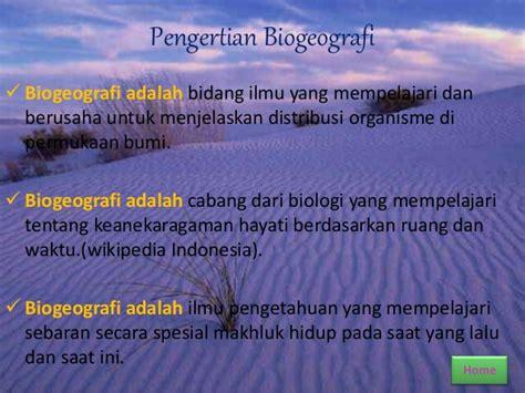 Biogeografi Adalah | ppt keanekaragaman hayati biogeografi klasifikasi dan